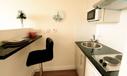 Student Studio Accommodation in Luton