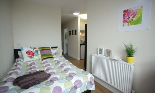 Student Large Studio Accommodation in Luton