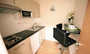Student Two Bed Accommodation in Luton