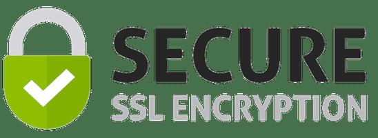Secured by Stripe